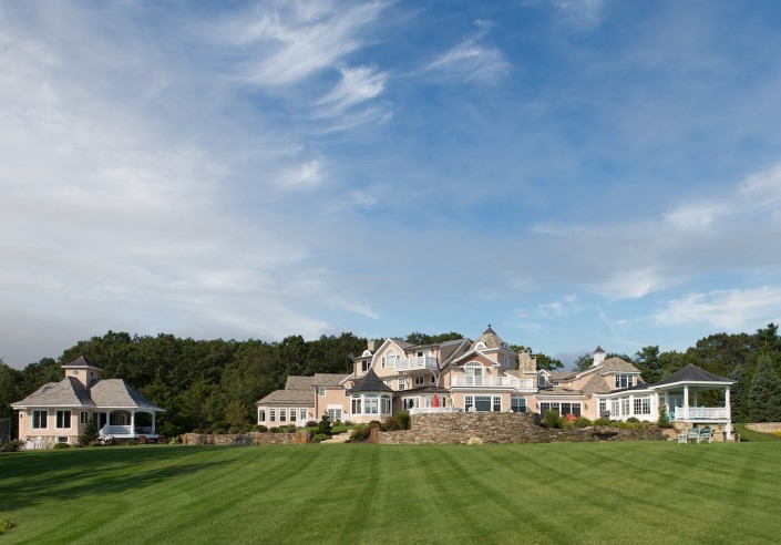 Seacoast Estate Residence